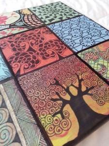 patchwork doodles 1