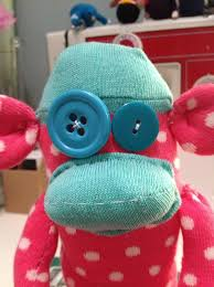 sock monkey 3