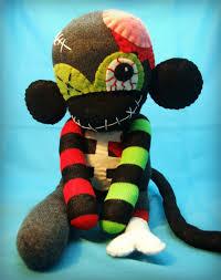 sock monkey 4 zombier